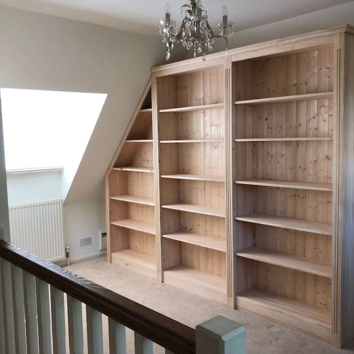 Solid Radiata Pine Bookcases.jpg